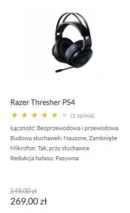 Razer Thresher PS4