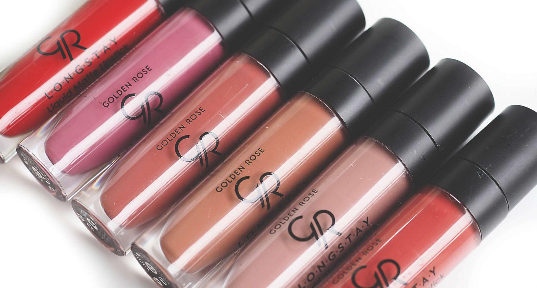 Promocja na kosmetyki do makijażu Golden Rose w @eZebra - ok 20%