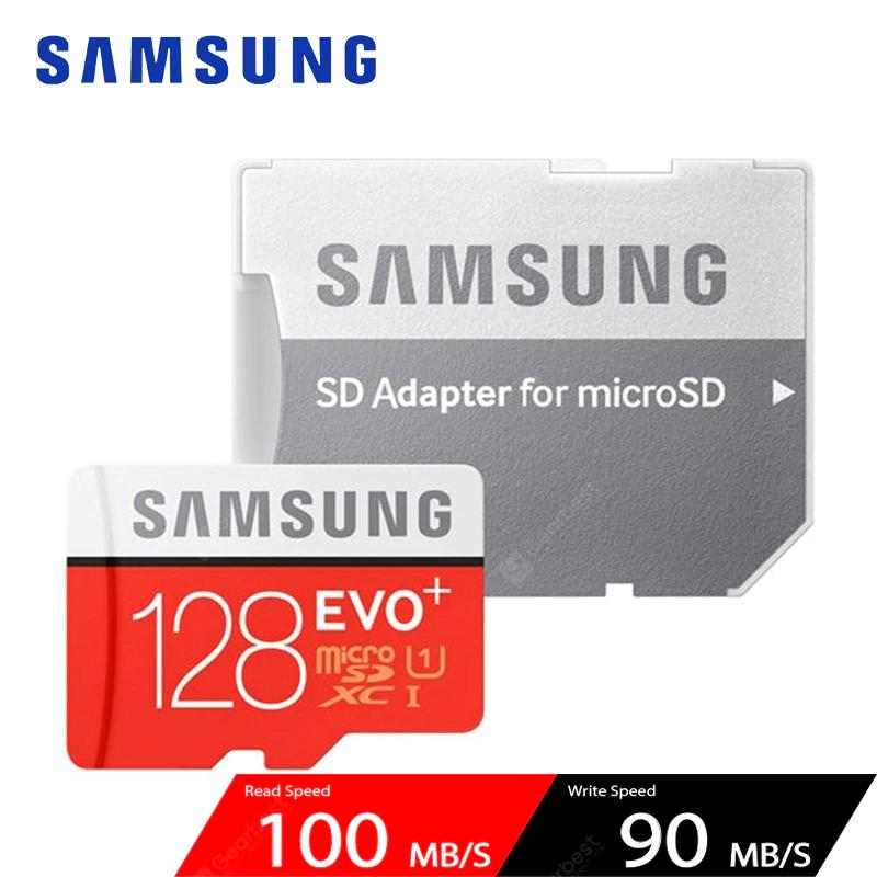 Samsung microSD EVO 128 GB karta pamięci Gearbest wysyłka 0 pln