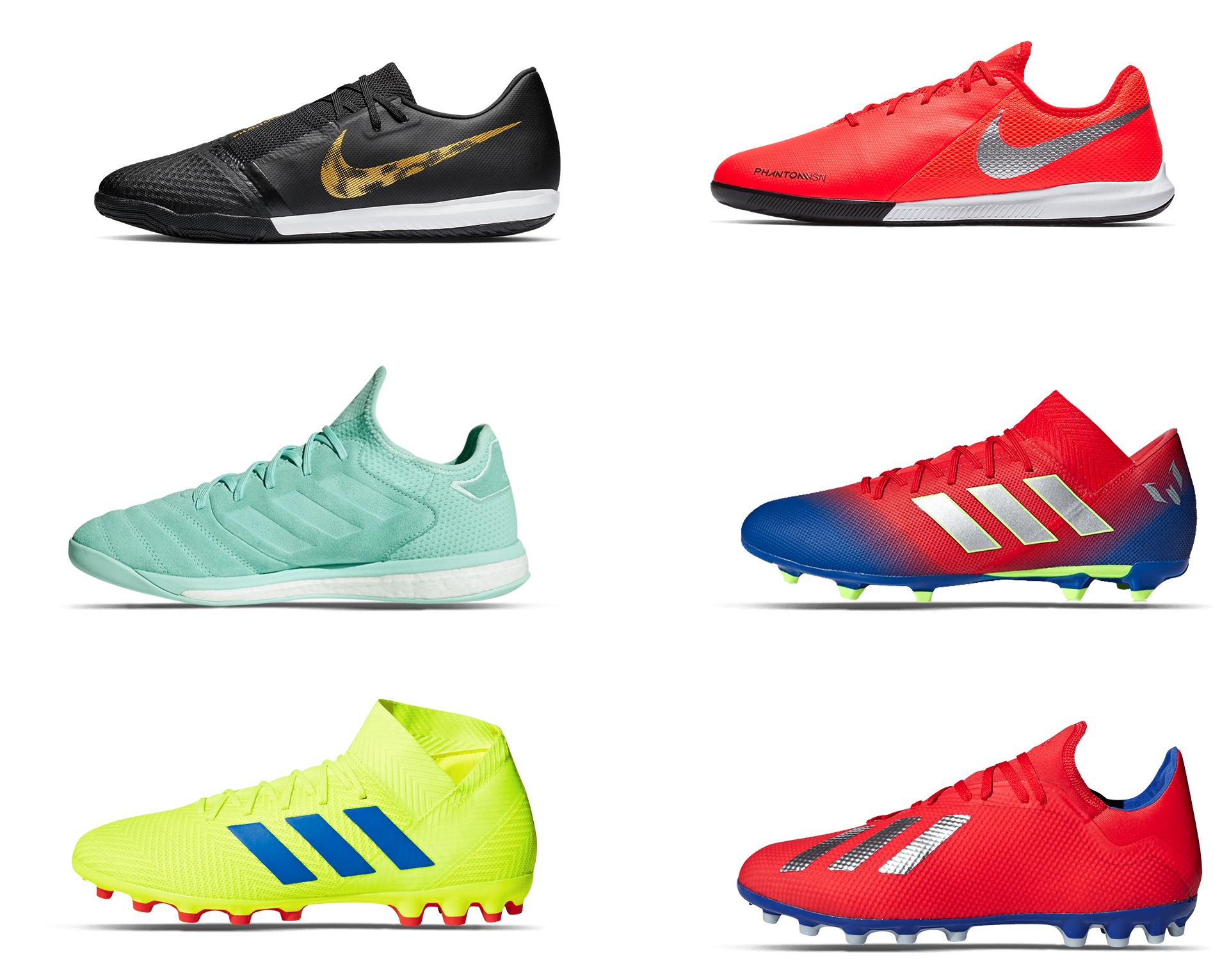 Wyprzedaż butów piłkarskich (np. ADIDAS X 18.3 AG za 159,99 zł) @ZgodaFC