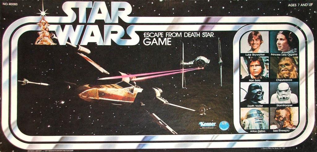 Star Wars Ucieczka z Gwiazdy Śmierci w Empiku