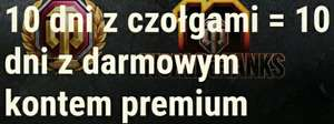 World Of Tanks 10 dni konta premium za darmo!