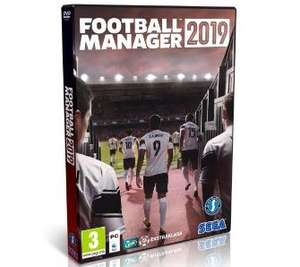 Gra Football Manager 2019 PC