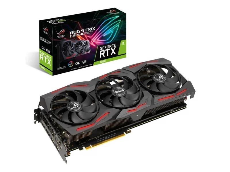ASUS GeForce RTX 2060 ROG EVO OC 6GB GDDR6 ponownie w x-kom