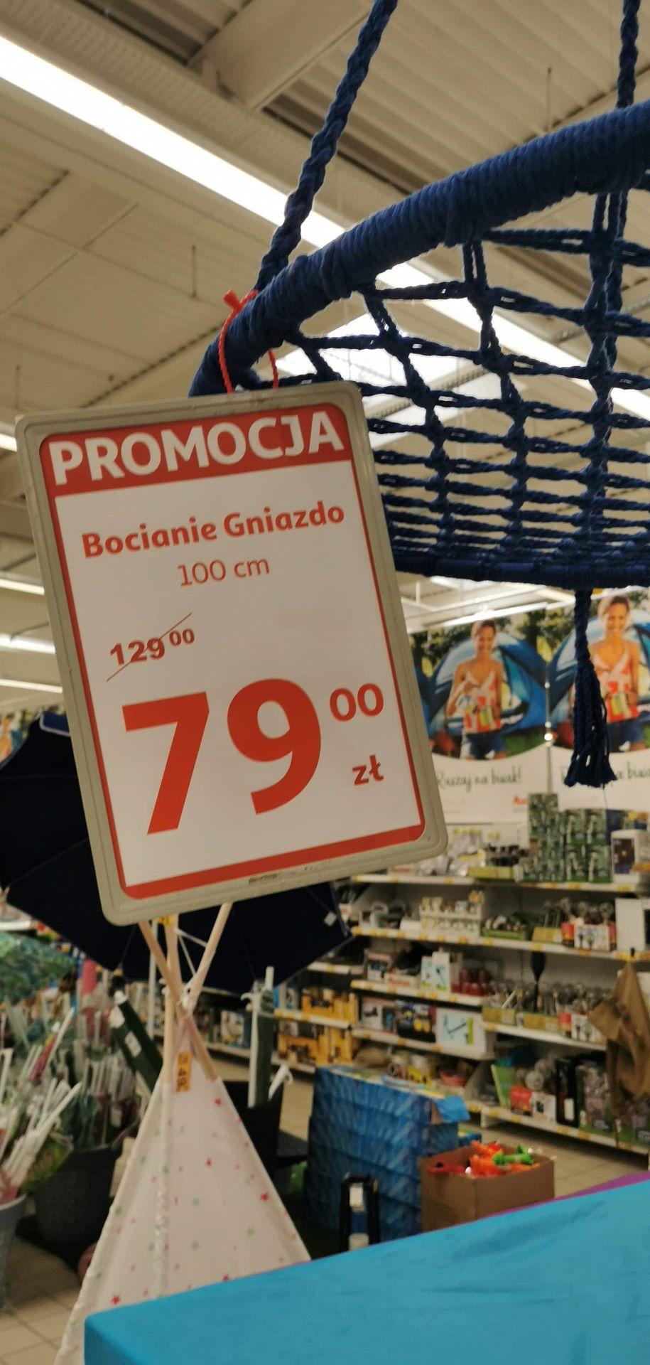 Bocianie gniazdo/ Pawilon ogrodowy@ Auchan Łódź Tulipan