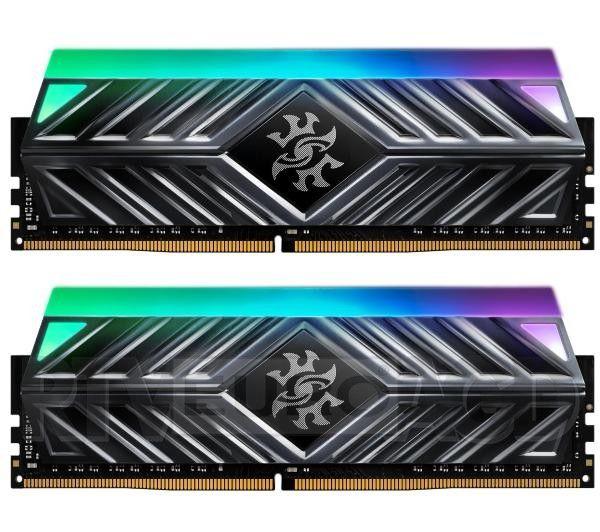 Pamięci RAM Adata XPG Spectrix D41 DDR4 16GB (2 x 8GB) 3200 CL16