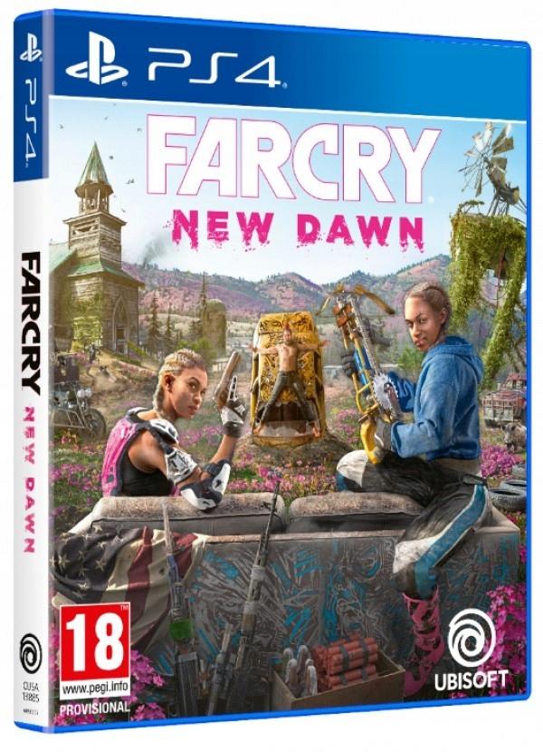Far Cry New Dawn PS4 POLSKA DYSTRYBUCJA