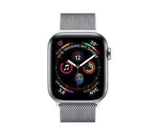 Apple Watch Series 4 40mm GPS + Cellular (bransoleta mediolańska) i inne promocje na sprzęt Apple @ Euro