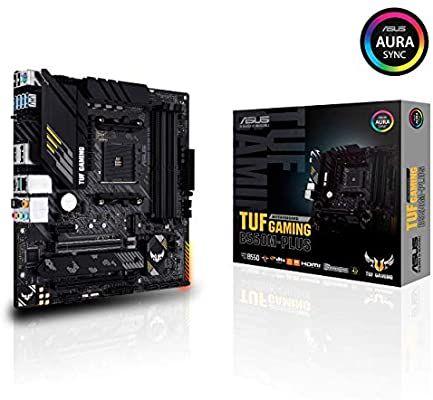 Asus B550M TUF gaming plus płyta główna Amd ryzen Amazon.es