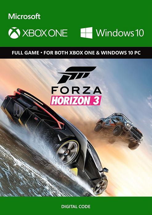 Forza Horizon 3 XONE/PC @CDkeys