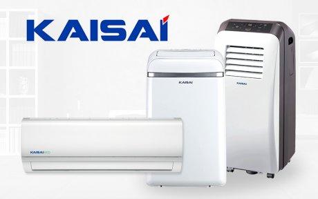 Klimatyzator przenośny Kaisai 3,5kW, cichy, bardzo dobre opinie
