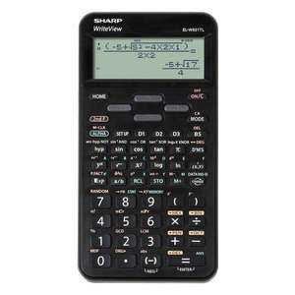 Kalkulator naukowy Sharp EL-W531TL, Selgros Białystok