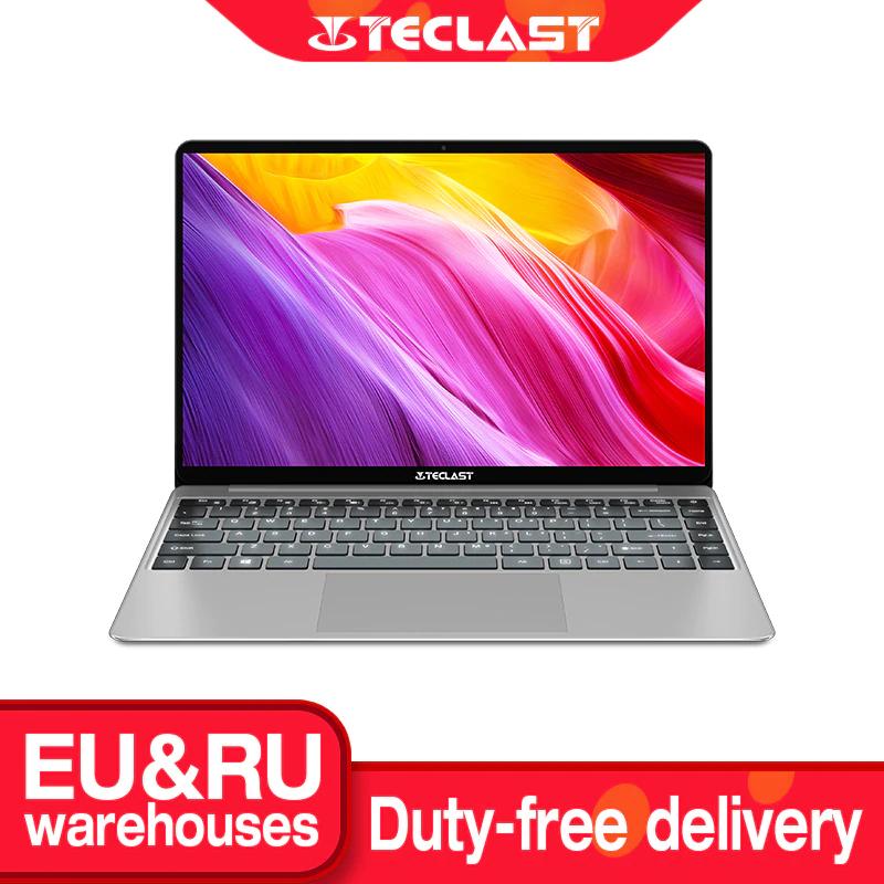 Laptop Teclast F7 Plus, 8GB RAM, 256GB SSD, Intel N4100, Windows 10, z Hiszpanii