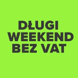 Długi weekend bez VAT w Neonet + przykłady