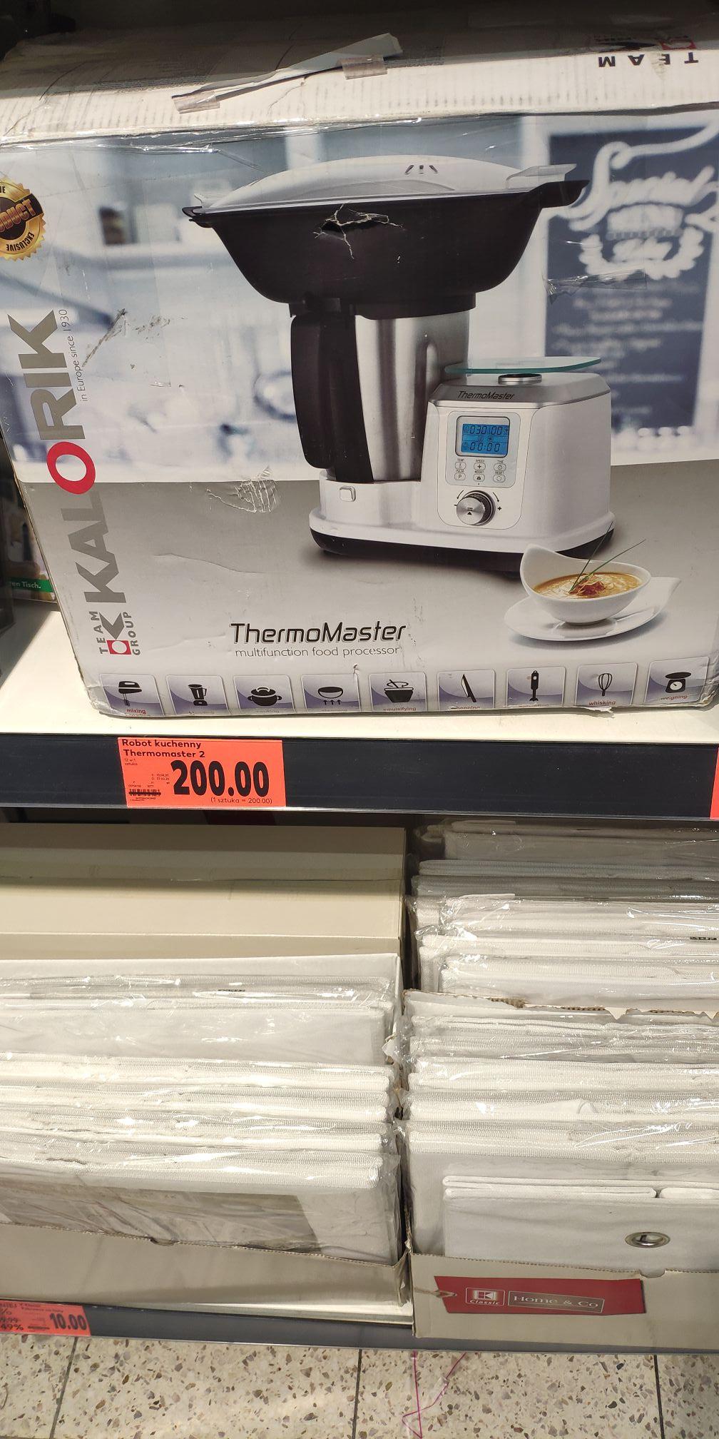 Robot kuchenny Thermomaster 2 Kalorik @Kaufland