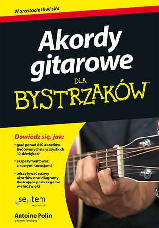 Akordy gitarowe dla bystrzaków (ebook) Antoine Polin