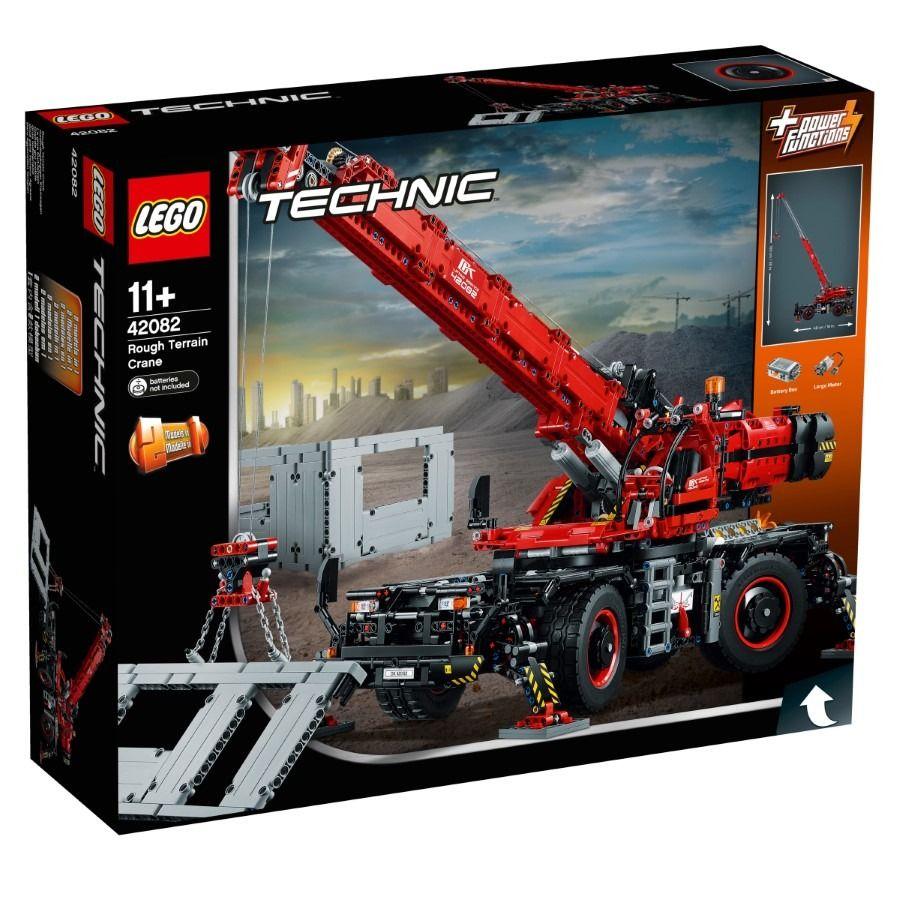 LEGO Technic, Dźwig, 42082