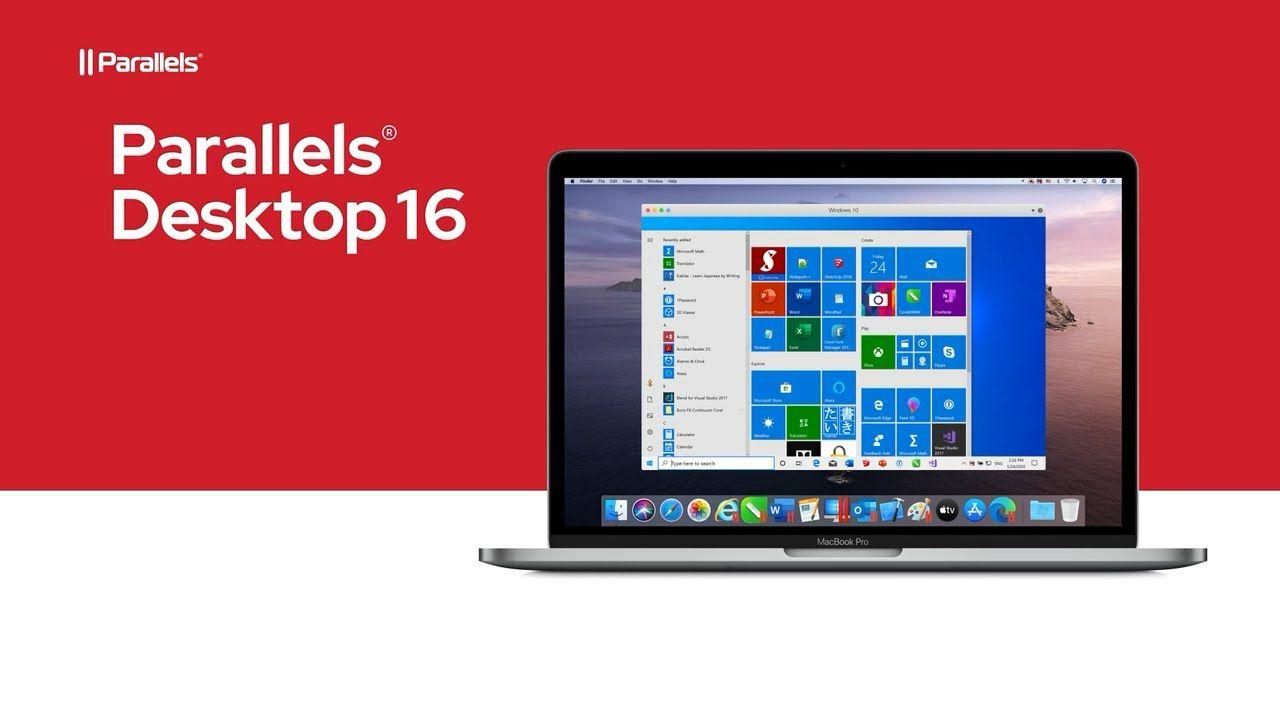 Parallels 15 -> 16 Darmowa gwarancja technologii