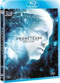 Prometeusz 3D (Blu-ray) za 44,99zł + możliwe 25zł na kolejne zakupy @ Empik