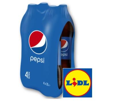 Pepsi 2 litry LIDL