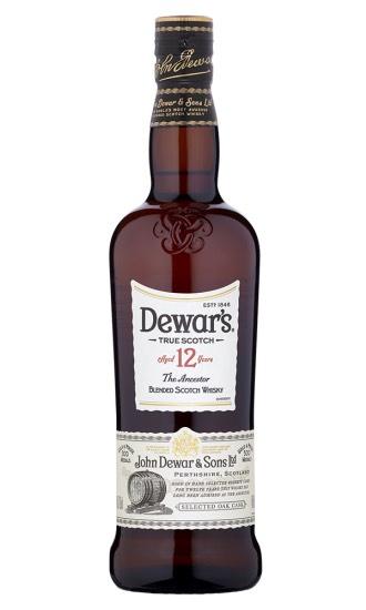 Whisky Dewars 12, Ballantines 12 69,99 Alkooutlet!