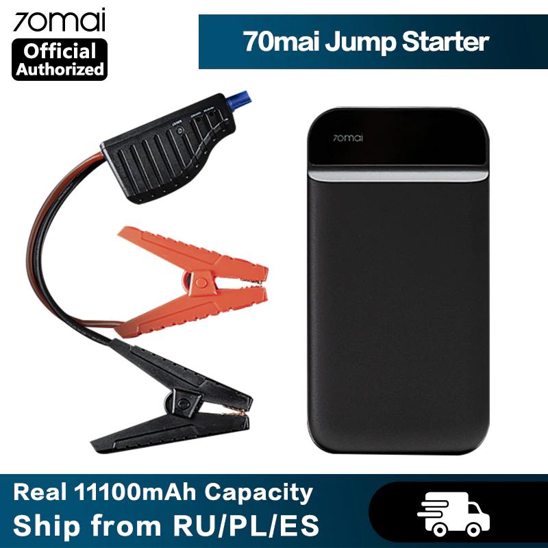 70mai Jump Starter - dobra cena + wysyłka z PL (34.99$)