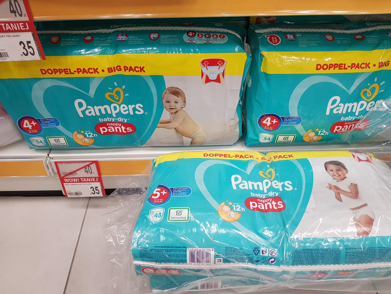 Dealz Pampers Pants 4, 4+, 5+
