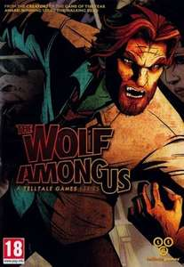 The Wolf Among Us PC Steam