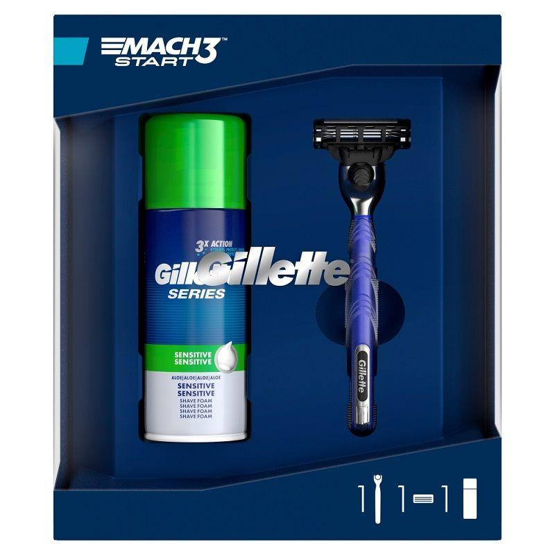 Gillette Mach3 Start XMASS