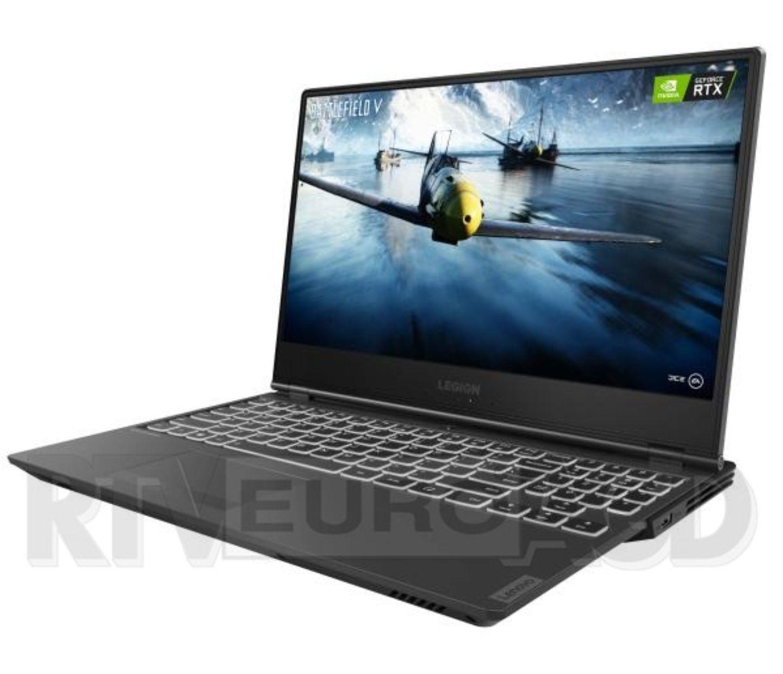 """Laptop Lenovo Legion Y540-15IRH 15,6"""" Intel® Core™ i5-9300HF - 8GB RAM - 512GB Dysk - RTX2060 Grafika - Win10 (możliwe 3700zł)"""