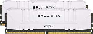Crucial Ballistix DDR4 16 GB 2x8GB 3200 MHz CL16 | 63.66€ Amazon.de