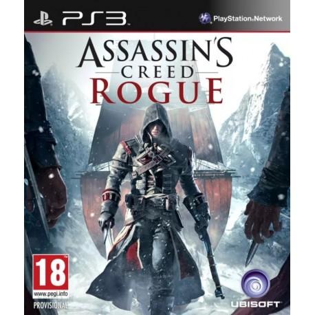 Gra Assassin's Creed Rogue PlayStation 3 (PS3) PL Nowa