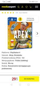 Apex Legends: Edycja Lifeline Gra PS4