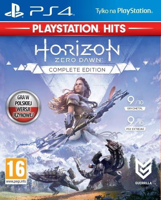 PS4 Horizon Zero Dawn Complete Edition PL