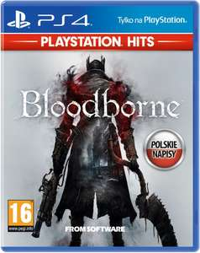 PS4 PlayStation HITS Bloodborne