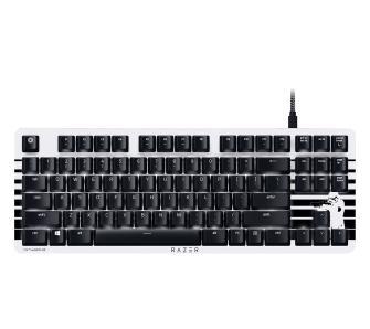 Razer BlackWidow Lite Stormtrooper (Razer Orange) klawiatura mechaniczna