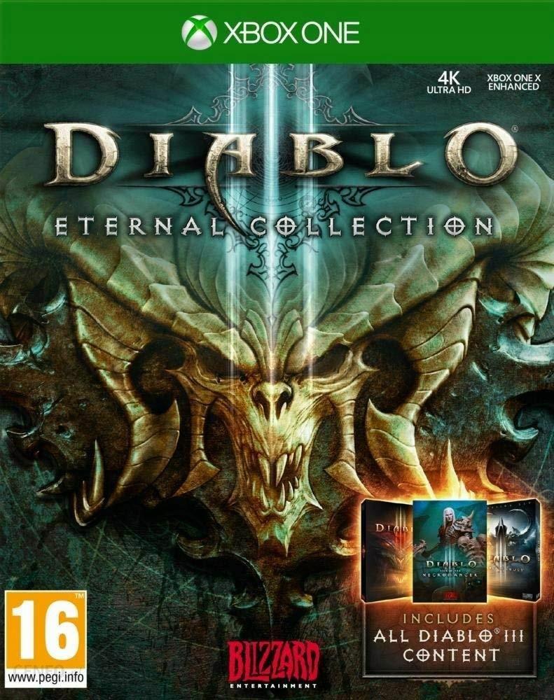 Diablo III: Eternal Collection - Xbox One (wersja cyfrowa) VPN