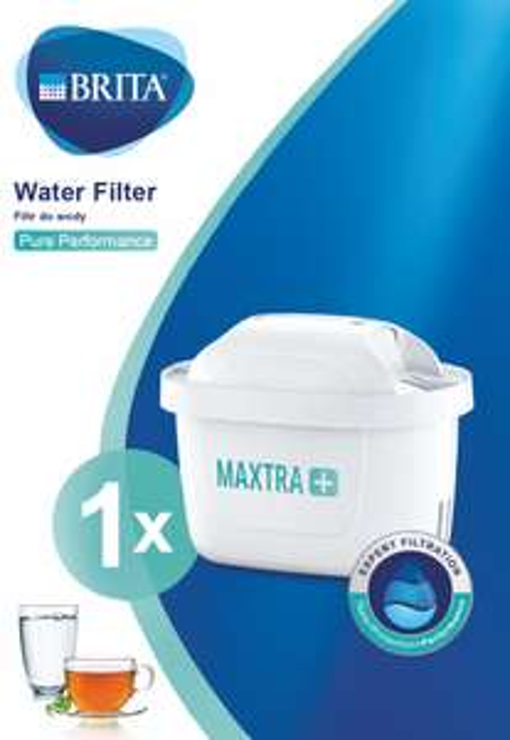 Brita Maxtra + Pure Performance (11,99) lub Hard Water Expert (13,99). Odbiór osobisty 0zł @Rossmann