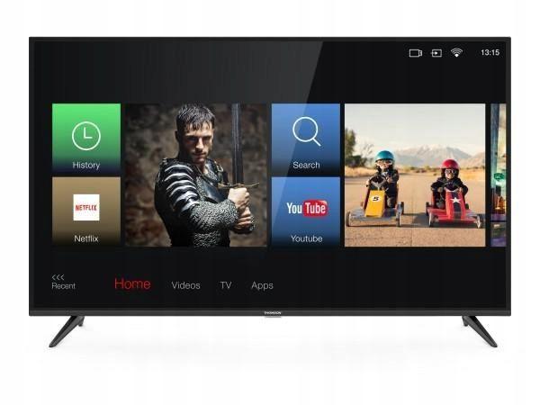 "TELEWIZOR THOMSON 55UD6306 UHD LED 4K 55"" SmartTV HDR"