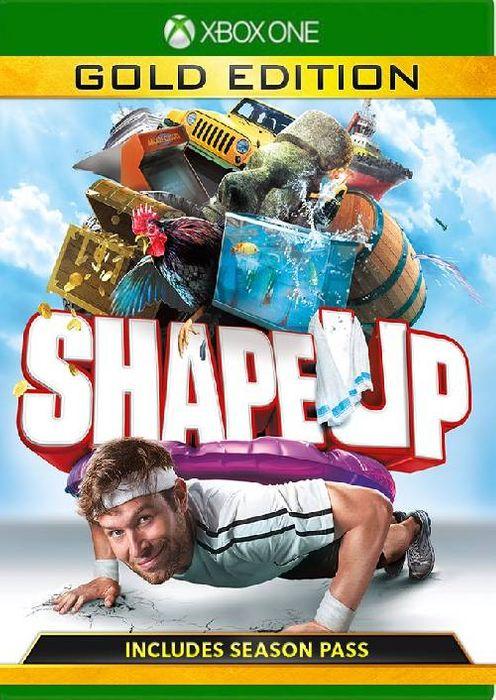 SHAPE UP - GOLD EDITION XBOX ONE- Cdkeys