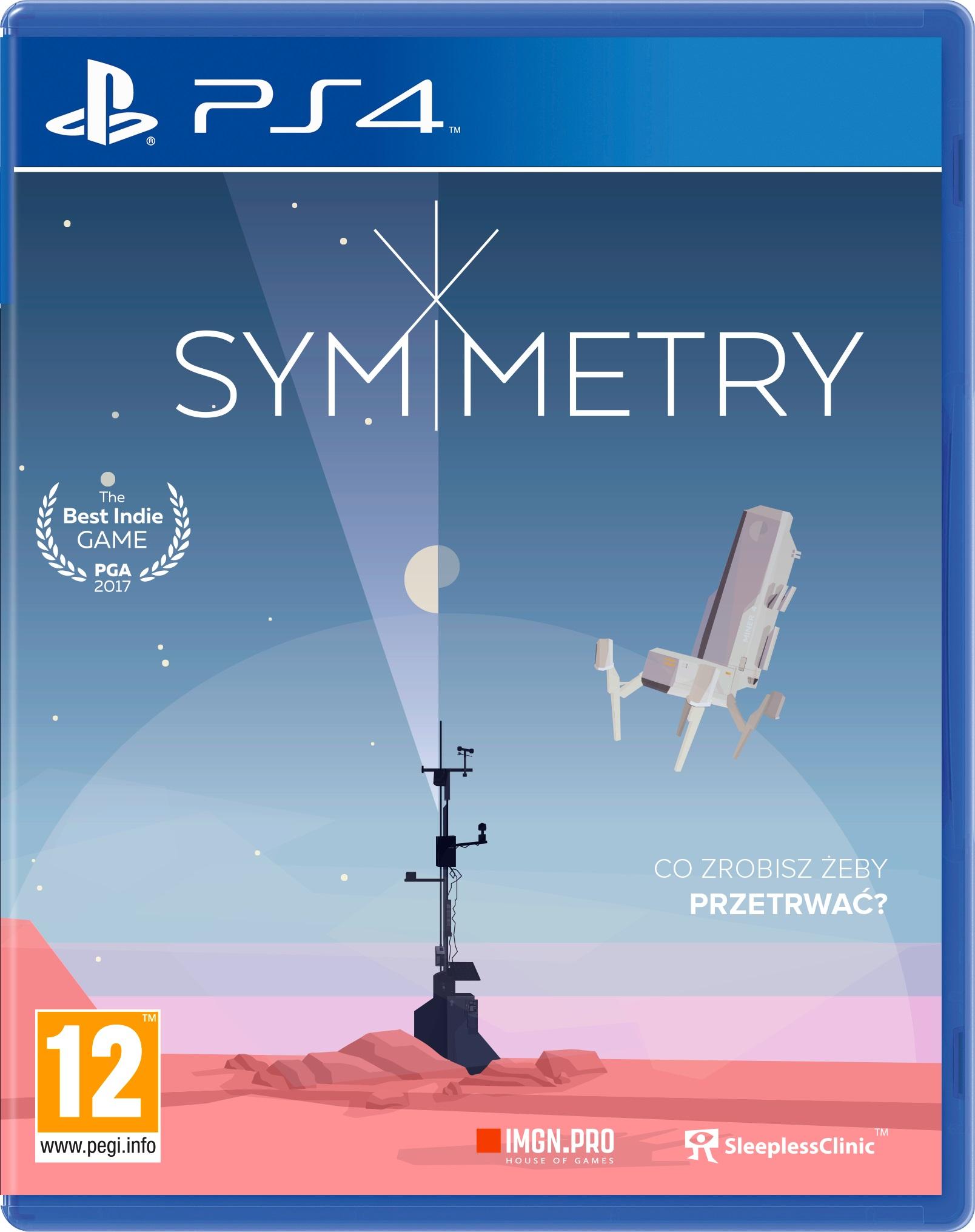 Symmetry PL PS4