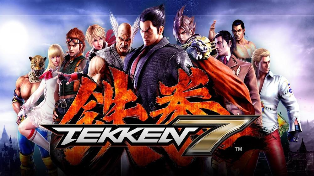 RTVeuroAGD Tekken 7 PS4 Playstation 4.