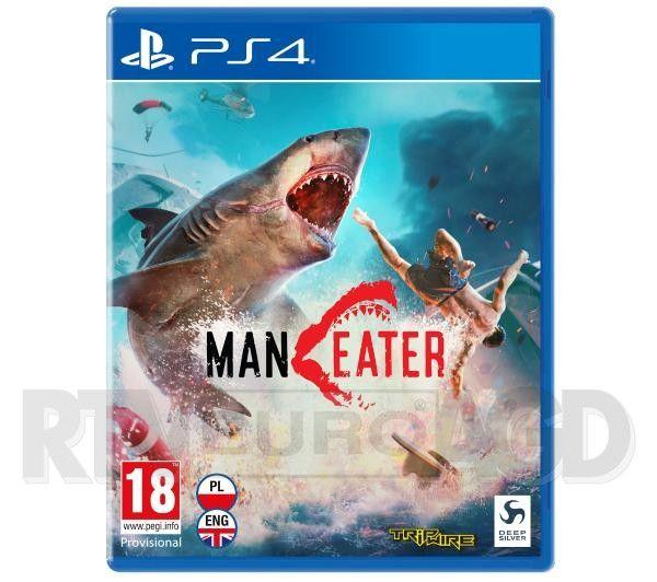 Maneater PS4 Napisy pl