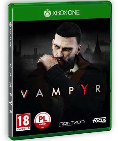Vampyr na Xbox One