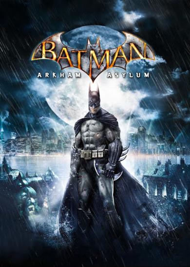 [PC] Batman: Arkham Asylum (GOTY) @Eneba