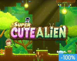 Super Cute Alien Prologue za darmo na Itch.io PC