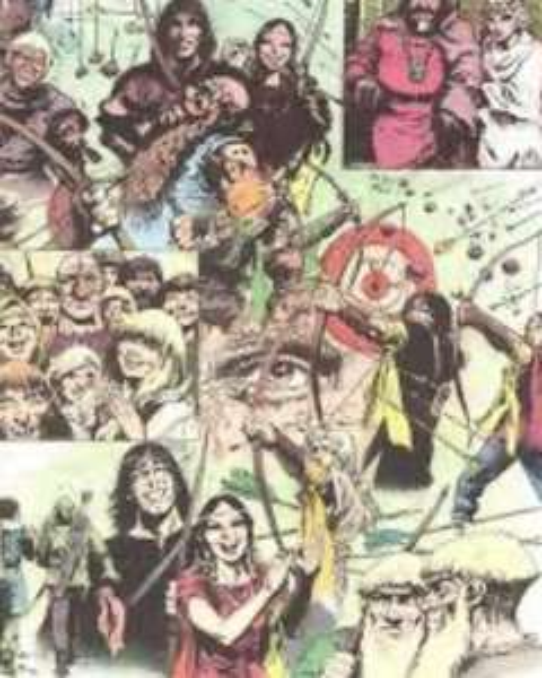 Kup 3 komiksy z serii Thorgal, zapłać za 2