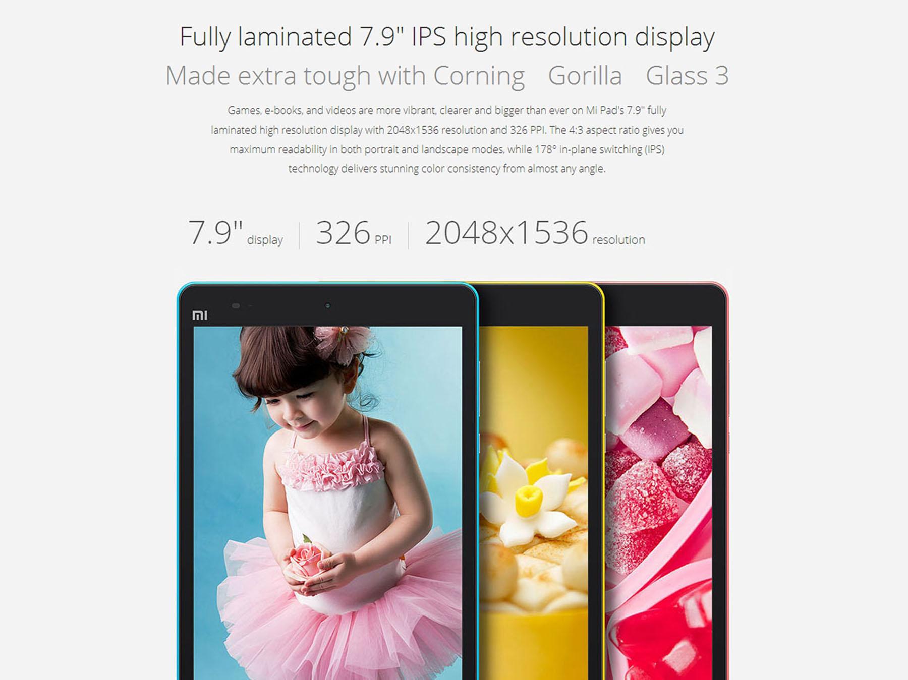 Xiaomi Mi PAD 64 GB
