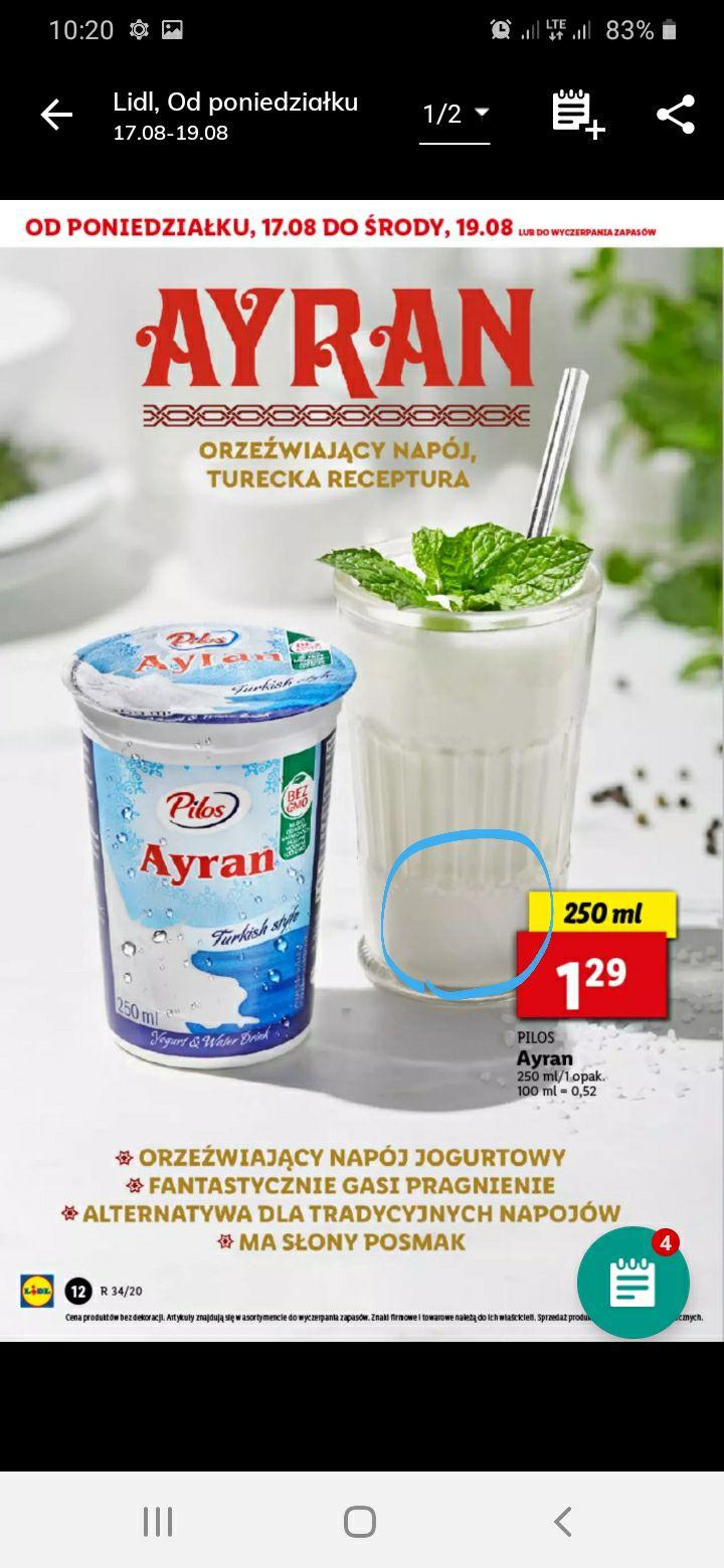 Turecki Ayran