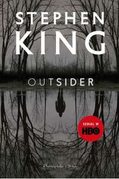 """Outsider"" Stephen King - książki na wakacje"